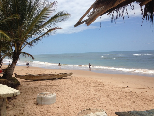 Ooooh those Bahian beaches...